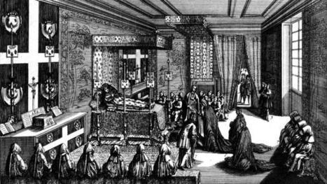 Sur Twitter, la mort de Louis XIV en temps réel | Clic France | Scoop.it