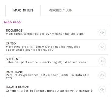 Le Digital Marketing One to One à #Biarritz : 10 et 11 juin #DM1to1 [Agenda] #digital | Stratégie Digitale et entreprises | Scoop.it