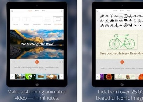 Adobe lanza Voice, para iPad, para crear animaciones multimedia | Edu-Recursos 2.0 | Scoop.it