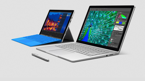 Microsoft lance un Surface Book et une Surface Pro 4 de luxe, avec un SSD de 1 To | AllMyTech | Scoop.it
