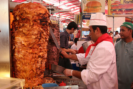 Turkish Street Food | Turkish Travel Blog | Icmeler, Marmaris, Mugla,Turkey | Scoop.it