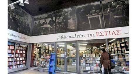 Έκλεισε το ιστορικό βιβλιοπωλείο της Εστίας | Book's Leader | Scoop.it