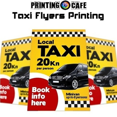 Low Cost Taxi / Minicab Flyers Printing | Cheap Taxi Minicab Cards Printing uk | What you should know about receipt books form printing | Scoop.it