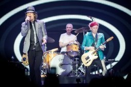 Rolling Stones 2013 Tour Announcement Coming Soon | The Rolling Stones: 50 & Still Rollin' | Scoop.it