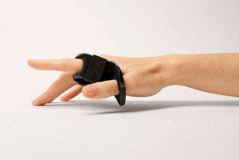 Tap your way through meeting notes with one-handed keyboard | Innovation & Technology | Scoop.it