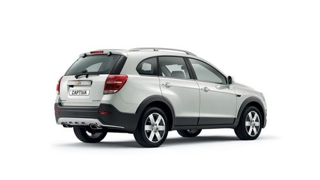 Chevrolet Captiva Facelift Launched Silently In India | MotorBeam ... | Motorcycles | Scoop.it