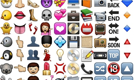 Emoji: the first truly global language? - The Guardian | Linguistics | Scoop.it