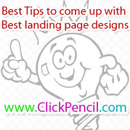Best Tips to come up with Best landing page designs | Landing page design | Scoop.it