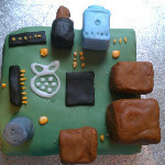 What better birthday cake than a @raspberry_pi #cake #raspi   - via @leewillis77 | Raspberry Pi | Scoop.it