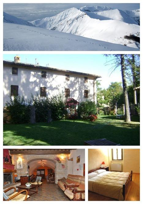 Best Le Marche Accommodation: Rifugio Cupi, Visso | Le Marche Properties and Accommodation | Scoop.it