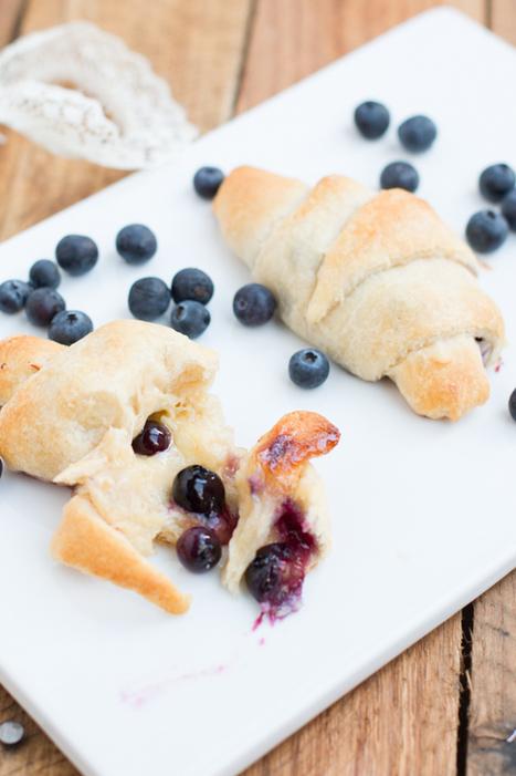 Honey Blueberry Cheese Danish | Recipes | Scoop.it