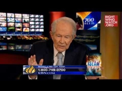 Pat Robertson Prays For Obama's Removal, Asks God To 'Deliver Us From This President' | Daily Crew | Scoop.it