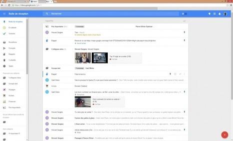 Inbox : on a testé la nouvelle messagerie de Google | IT Corner | Scoop.it