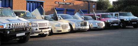 Limo Hire Sheffield   Wedding Car Hire   Scoop.it