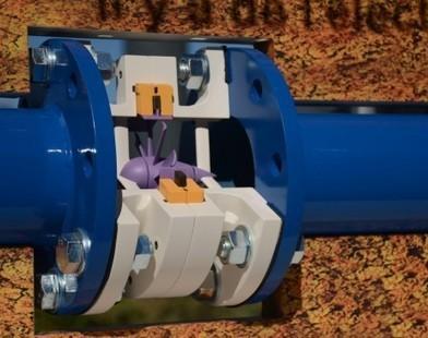 Réseaux d'eau potable: des petites hydroliennes au secours des capteurs - Performance énergétique   Avocat immobilier   Scoop.it