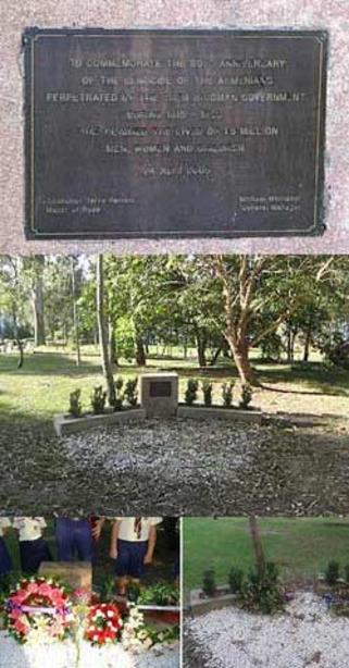 """Génocide arménien : profanation du Mémorial de Sydney   """"Qui si je criais...?""""   Scoop.it"""
