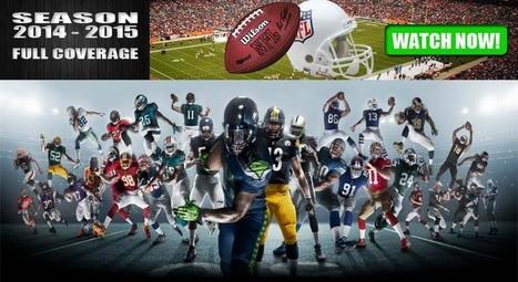 Watch NFL Games Online | Watch NFL Games Online | Scoop.it