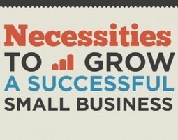 Necessities to Grow a Small Business - Small Businesses Do It Better | Small Business Issues | Scoop.it