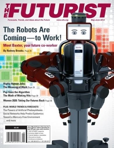 McKinsey Global Institute Ranks Most Disruptive Technologies to 2025 | The Futurist | Futurewaves | Scoop.it