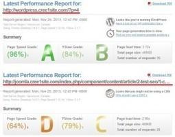 Wordpress Vs Joomla : Duel SEO - Cree1site | Astuces Wordpress | Scoop.it
