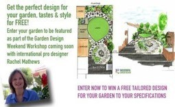 Garden Design - Would You Like Your Garden Designed for Free?   Annie Haven   Haven Brand   Scoop.it