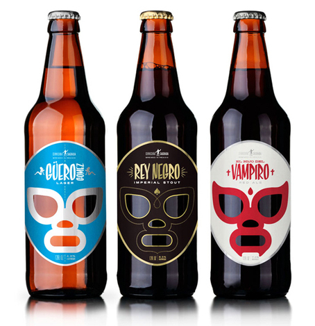 13 brilliant beer label designs | Packaging | Creative Bloq | Packaging d'ici et d'ailleurs | Scoop.it