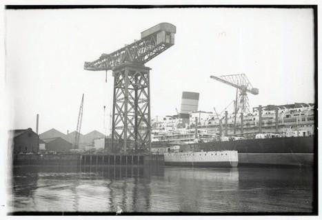 Scotland's Titan Crane Recognised as Engineering Masterpiece With International Award   Sir William Arrol   Scoop.it