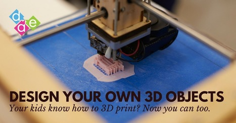 What is 3D printing? How does 3D Printing Work? Adult Education Westchester: 3D Printing, Modeling & Rapid Prototyping | 3D Printing and Fabbing | Scoop.it