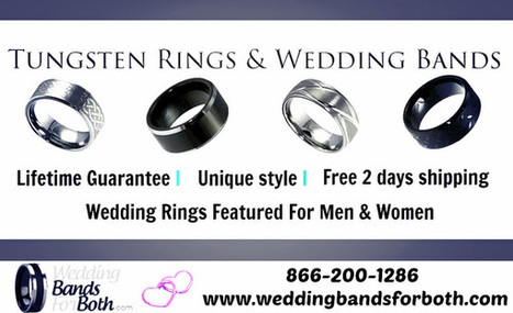Take Beautiful Wedding ring with Lifetime Guarantee | weddingbandsforboth | Scoop.it