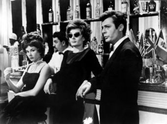 """Cannes 1960: A video essay   Cannes   Roger Ebert   """"1960""""   Scoop.it"""