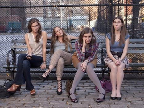 Is 'Girls' on HBO the Next Great Feminist TV Show? - iVillage | Cinema | Scoop.it