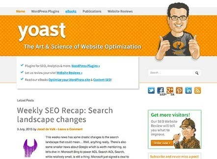 20 Most Influential WordPress Businesses and Companies Today | Wordpress hospital | Scoop.it