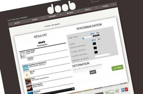 Playlists sur les portails web des bibliothèques | Portails de CDI | Scoop.it