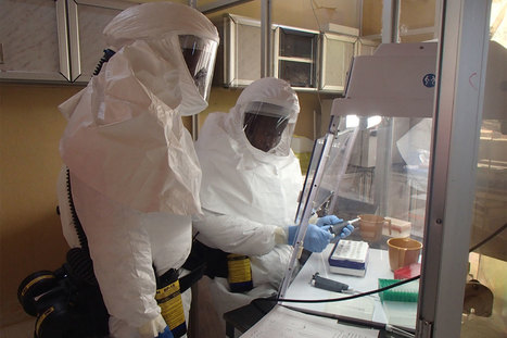 In Uganda, Fort Detrick Researchers Seek Key to Ebola Virus | Virology News | Scoop.it