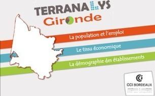 Les Chiffres Clés sur les Territoires de Gironde, édition 2014 / CCI Bordeaux - Chambre de Commerce et d'Industrie de Bordeaux | La pratique du Droit face à la société de l'innovation | Scoop.it