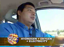 Alternative energy: A cooler way to clean hydrogen | Save Energy to Save Future | Scoop.it