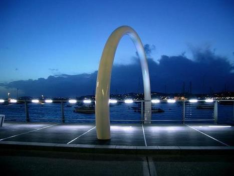 Bob Budd: Vanishing Poin | Art Installations, Sculpture, Contemporary Art | Scoop.it