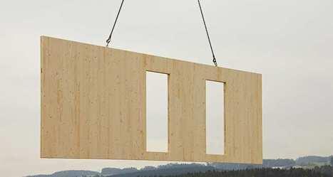 Des immeubles en bois toujours plus grands | Dans l'actu | Doc' ESTP | Scoop.it