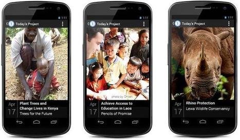 Nonprofits Leverage Mobile to Make an Impact | Mobile Technology | Scoop.it