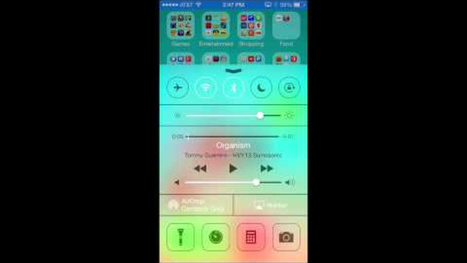 How to Find Everything That's Moved in iOS 7 | Edtech PK-12 | Scoop.it