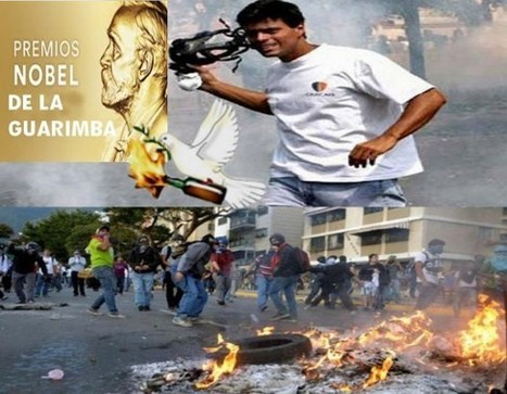 CNA: Para la CASTA y sus MEDIOS... Lo que en España es un Problema de Orden Público... en Venezuela es una Cruzada por la Libertad | La R-Evolución de ARMAK | Scoop.it