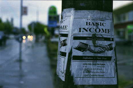 Rethinking basic income in a sharing society | Reflecting on Basic Income | Scoop.it