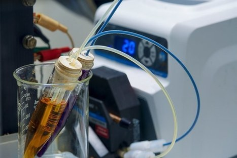New flow battery projected to cost 60% less than existing standard | Caseworthy | Scoop.it