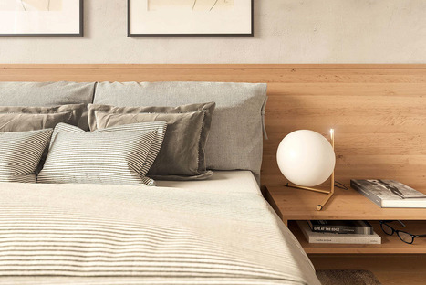 Color Combo Inspiration: Wood Interiors With Grey Accents | A. Perry Design Lounge | Scoop.it