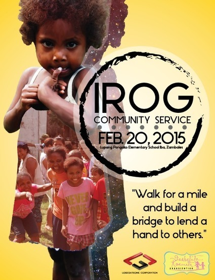 IROG Community Service | IROG( Isabelita Rosueta Organization) | Scoop.it