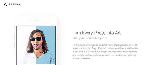 Comment commencer à être créatif avec l'application Prisma | Freewares | Scoop.it