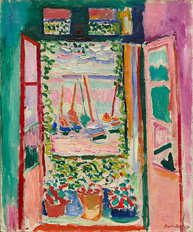 NGA Classroom: Elements of Art - Color - Henri Matisse | Teaching Visual Art | Scoop.it