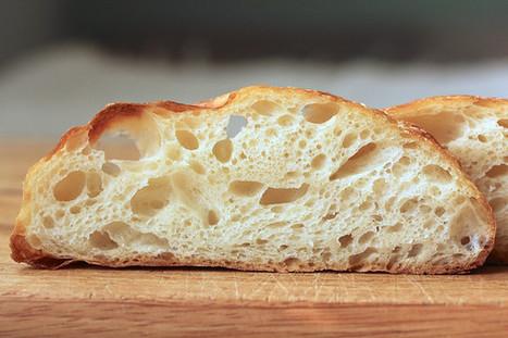 No Knead Ciabatta | Breads of the World | Scoop.it