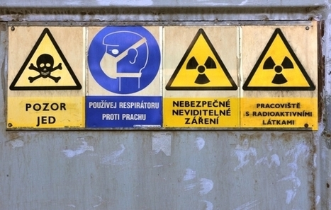 Microbes Could Help Dispose of Nuclear Waste | Astrobiology | Scoop.it
