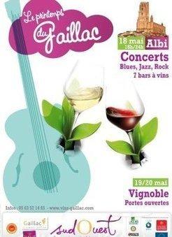 Oenotourisme : les Vins de Gaillac fêtent leur Printemps à Albi - Vitisphere.com | Vin passion | Scoop.it